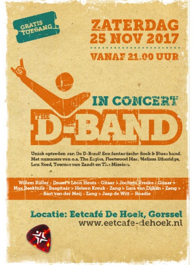 D-Band flyer