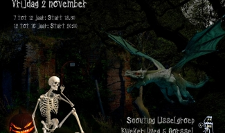 HalloweenSpooktochtScouting