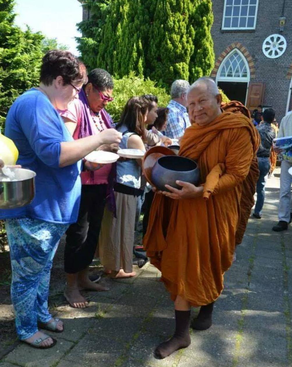 premie Thais gemeenschap in Waalwijk
