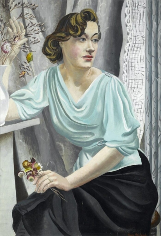lr Mary Adshead Daphne Charlton c1935 Private collection courtesy Liss Llewellyn. Image Bridgeman Pictoright 2019 697x1024
