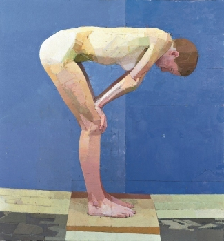 Euan Uglow Ali 1995 1997 private collection 1
