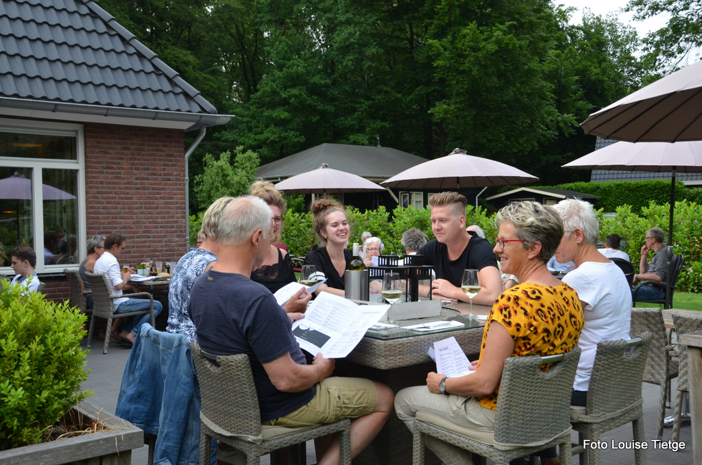 Restaurant bij jansen jansen en camping jong amelte for Jansen restaurant